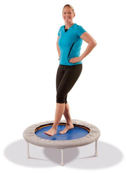 Minitrampolin swing – für Trampolin-Training und rebounding ...