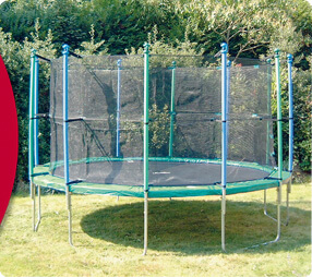 Trimilin-fun Gartentrampolin