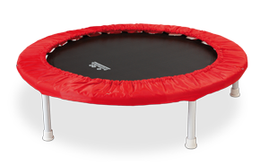 Trimilin swing trampoline